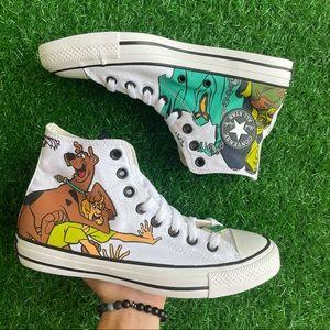 Converse Scooby Doo All Star Chuck Taylor Ctas Hi